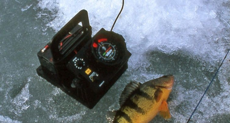 Ice Fishing flasher for the money