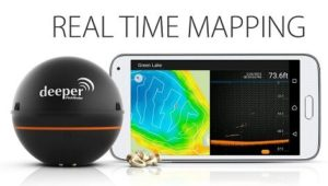 deeper portable fish finder