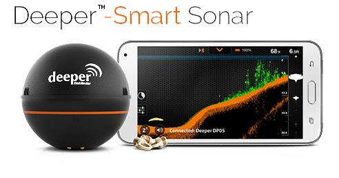 deeper fish finder review