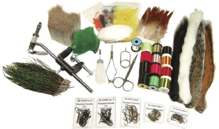Best Fly Tying Kits Review Beginners Guide In 2018