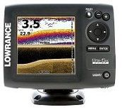 Lowrance CHIRP with Transducer