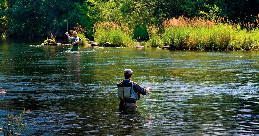 Fly Fishing Rivers in the USA