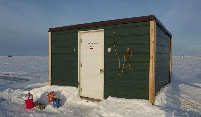 How to Choose Ice Fishing Shanty