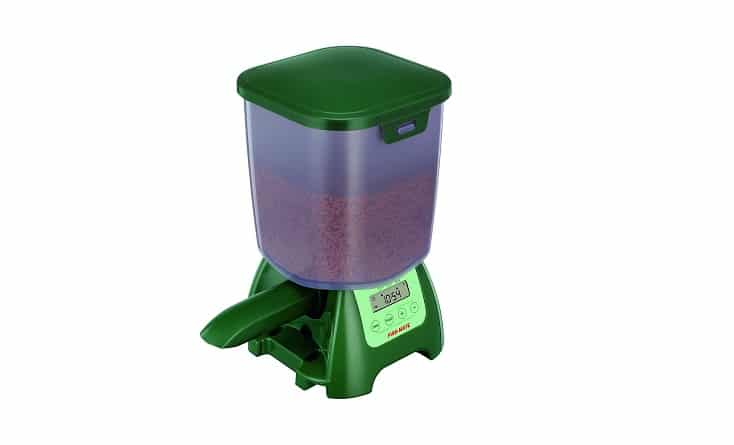 Best automatic fish feeder review