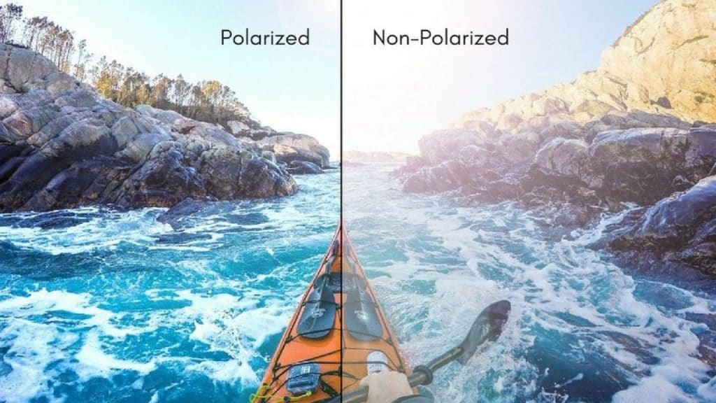1d9c2a41abe1 Comparison between non-polarized and polarized sunglasses vision (Source)